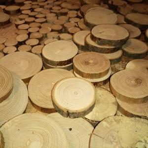 Fakorongok, Egyéb, Famegmunkálás, Vegyes fafajtákból / bükk, kőris, tölgy/ vágott különböző nagyságú korongok. Méretük 2cm-től 7 cm-ig..., Meska