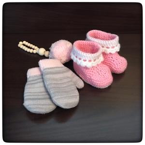 22 babaváró doboz kislányoknak - játék & gyerek - babalátogató ajándékcsomag - Meska.hu