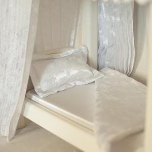 Unikornis - játék baba ágy-díszlet leírása - Meska.hu