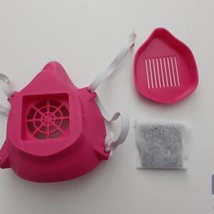 Egyedi szájmaszk aktívszén szűrővel (Emlekbox) - Meska.hu