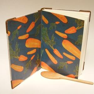 Múltidéző receptgyűjtő könyv, kitölthető recepteskönyv, régies, vintage ajándék ínyenceknek, névreszóló, egyedi címmel (enciboltja) - Meska.hu