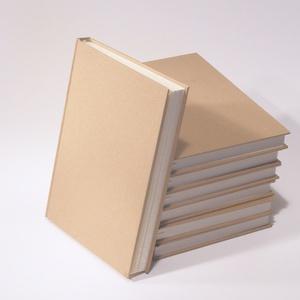 7 db-os csomag: natúr, kemény borítós, díszíthető könyv A/5 méretben. Napló, emlékkönyv, vendégkönyv, Naptár, képeslap, album, Otthon & lakás, Jegyzetfüzet, napló, Könyvkötés, Natúr, kemény borítós, díszíthető könyv 7 db-os csomagban. Natúr csomagolópapír (kraftpapír) borítás..., Meska