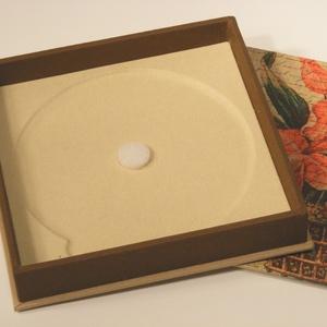 Cd-tartó doboz, doboz cd vagy dvd átadására, tárolására, 1 lemezhez, díszdoboz, ajándékdoboz - Meska.hu