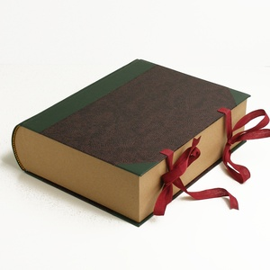 Könyv alakú nagyméretű doboz, tároló íróasztalra, vintage tárolódoboz hagyományos kivitelben, Lakberendezés, Otthon & lakás, Férfiaknak, Tárolóeszköz, Papírművészet, Könyvkötés, Könyv alakú nagyméretű doboz, tároló íróasztalra, vintage tárolódoboz hagyományos kivitelben, régies..., Meska