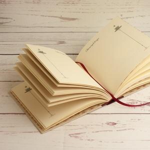 Vintage, múltidéző süteményeskönyv, recepteskönyv süteményekhez, ajándék sütikedvelőknek - Meska.hu