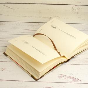 Múltidéző receptgyűjtő könyv, kitölthető recepteskönyv, régies, vintage ajándék ínyenceknek, névreszóló, egyedi címmel - Meska.hu