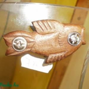 Kulcsos Bicska -  állat forma, Táska & Tok, Kulcstartó & Táskadísz, Kulcstartó, Egyedi kézzel készült kulcstartó melyen mindig ugyanott vannak a kulcsok és kis helyet foglalnak el...., Meska