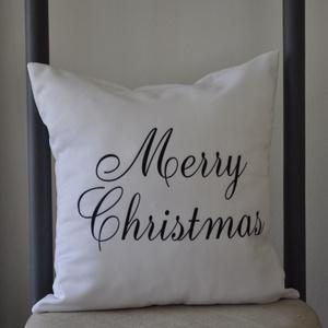 Merry Christmas párna - Meska.hu