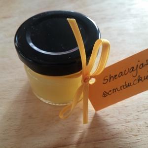 30 gramm Shea vajas szemránckrém argán, mandula, avokádó, csipkebogyó olajjal (Eni1357) - Meska.hu