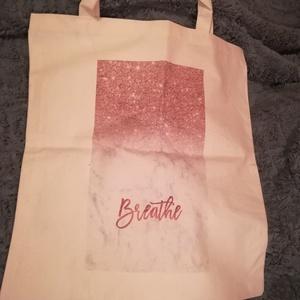 Vászon táska , Táska, Divat & Szépség, Táska, Szatyor, Mindenmás, Varrás, Ha egy egyedi táskát szeretnél magadnak vagy akár szeretteidnek, akkor ez pont neked való :)\n\nA vász..., Meska