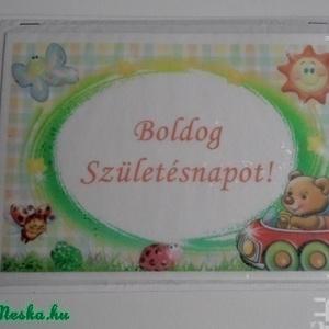 Tortafotó, Ehető fénykép , Ostya , Torta dekoráció Egyedi A5 méret (enisteis) - Meska.hu