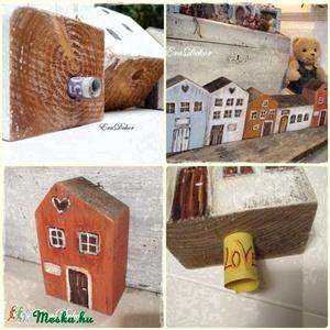 Pénzátadó faház (Eradekor) - Meska.hu