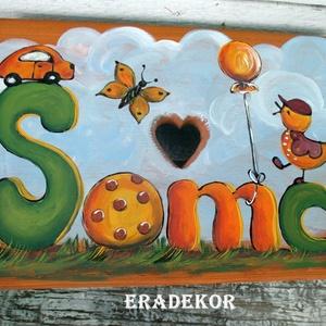 Sámli őszi színekben (Eradekor) - Meska.hu