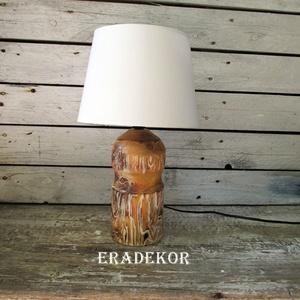 Rusztikus hangulatú lámpa (Eradekor) - Meska.hu