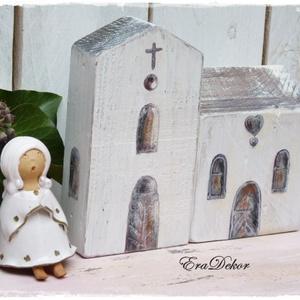 Esküvői pénzrejtő ház  (Eradekor) - Meska.hu