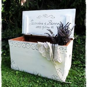 Esküvőre nászajándék, Esküvő, Emlék & Ajándék, Nászajándék, Festett tárgyak, Meska