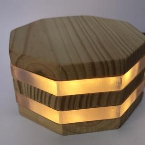 zLamp modern LED-es hangulatlámpa (erdeizoli) - Meska.hu