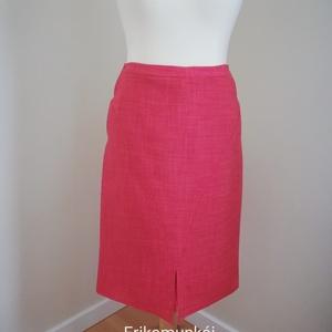 Mályva színű női szoknya - Nincs  Postaköltség , Ruha & Divat, Női ruha, Szoknya, Varrás, Meska