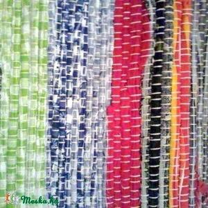 sokszínű rongyszőnyeg (erikj) - Meska.hu