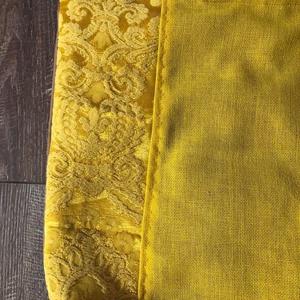 Sárga mintás csak egy van táska, Táska & Tok, Shopper, textiltáska, szatyor, Bevásárlás & Shopper táska, Varrás, Meska