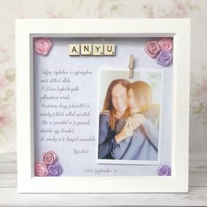 Szülőköszöntő ajándék - Anya/Apa, Esküvő, Emlék & Ajándék, Szülőköszöntő ajándék, Mindenmás, Fotó, grafika, rajz, illusztráció, Meska