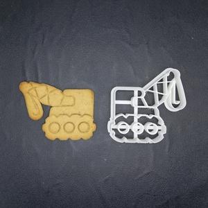 Daru keksz, sütemény kiszúró forma, Otthon & lakás, Konyhafelszerelés, Egyéb, Mézeskalácssütés, Mindenmás, 3D nyomtatással készült darus kekszkiszúró.\nLegnagyobb mérete kb 7 cm.\nSzemélyes átvétel Martonvásár..., Meska
