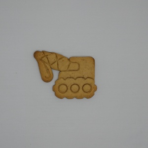 Daru keksz, sütemény kiszúró forma (esztergaal) - Meska.hu