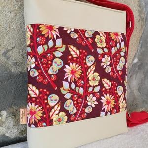 Textilbőr táska (EveDesign) - Meska.hu