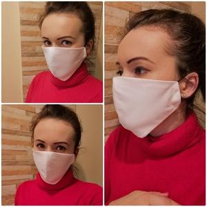 Textil maszk, Otthon & lakás, Táska, Divat & Szépség, Gyerek & játék, Lakberendezés, Varrás, Textil maszk tájékoztató: \n1. Anyag összetétele: 100 % pamut kívül-belül \n2. A termék nem tartalmaz ..., Meska