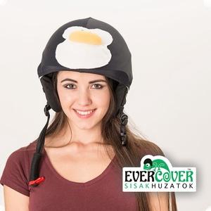 Pingvin sisakhuzat univerzális méretben, XS-XXXL bukósisakokra tervezve, Sisakhuzat & Üléshuzat, Ruha & Divat, Varrás, PINGVINES sisakhuzattal igazán vagánnyá és különlegessé varázsolhatod bukósisakodat!\n\nRugalmas elasz..., Meska