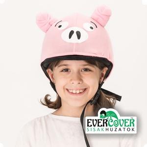 Malacos sisakhuzat gyerekeknek, XS-M bukósisakokra tervezve, Táska, Divat & Szépség, Gyerekruha, Ruha, divat, Gyerek & játék, Gyerek (1-10 év), Sál, sapka, kesztyű, Varrás, MALAC sisakhuzattal vidámmá varázsolhatod gyermeked bukósisakját!\nRugalmas elasztikus anyagból készü..., Meska