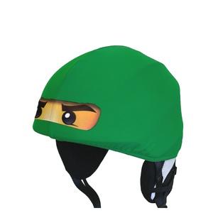 Lloyd ninjago, Zöld ninja, ninjago sisakhuzat univerzális méretben, XS-XXXL bukósisakokra tervezve, Sisakhuzat & Üléshuzat, Ruha & Divat, Varrás, LÉGY GYORSABB, MINT EGY VALÓDI NINJA\n\nUniverzális méretű sisakhuzataink csúcsminőségű, rugalmas, SPF..., Meska