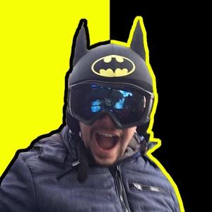 Batman sisakhuzat univerzális méretben, XS-XXXL bukósisakokra tervezve, Sisakhuzat & Üléshuzat, Ruha & Divat, Varrás, Mindig légy önmagad. Kivéve, ha lehetsz Batman? (mert lehetsz!)\n\nUniverzális méretű sisakhuzataink c..., Meska
