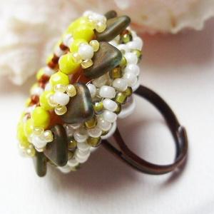 Hessa gyűrű (Evii) - Meska.hu