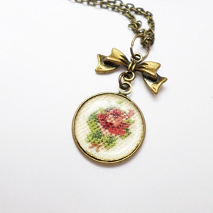 Tűgobeline rózsa (Evii) - Meska.hu