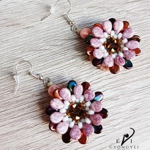 HUNYOR virágok fülbevaló - Meska.hu