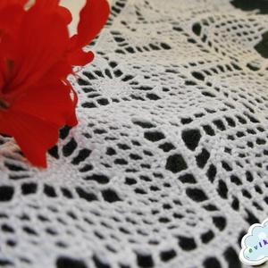 Hímezhető női trikó - fehér, L-es méret - Nincs posta költség (evikusz) - Meska.hu