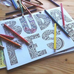 Nyomtatható színező lap, Budapestes letölthető kifestő lap, képeslap, színező lap, kifestő, digitális PDF, Jpeg, Gyerek & játék, Játék, Készségfejlesztő játék, Papírművészet, Fotó, grafika, rajz, illusztráció, Ez a digitális, letölthető és otthon nyomtatható színező egy általam kézzel rajzolt színezőkönyvem e..., Meska