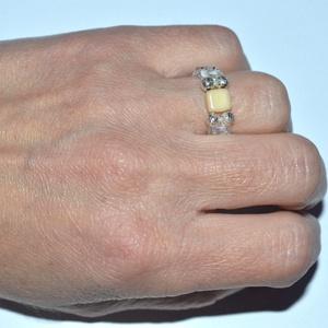 Holdfény gyűrű (fabianildi) - Meska.hu
