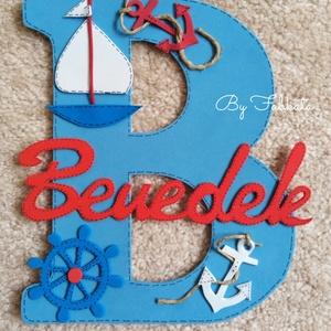 Névtábla Benedek névhez dekorgumi betű dekor, Gyerek & játék, Gyerekszoba, Baba falikép, Otthon & lakás, Mindenmás, Egyedi névtáblák B betűs nevekhez. Dekorgumiból készül, kartonra van felragasztva, hátoldalon ragasz..., Meska