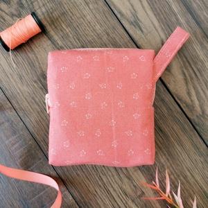 Rózsaszín - neszesszer, tároló, tok, kis táska, rendszerező - Meska.hu