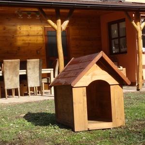 Kutyaház - Meska.hu