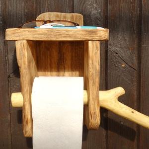 Toalett papír tartó - Meska.hu