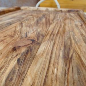 Fából készült tálca L méret - Meska.hu