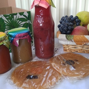 Ünnepi ízőzőn ..gasztroajándék, Lekvár, Édességek, Készételek, Kulinária (élelmiszer), Élelmiszer előállítás, Télen is élvezhetjük a nyár édes gyümölcsízeit. Ezekkel a magas gyümölcstartalmú készítményekkel gyo..., Meska