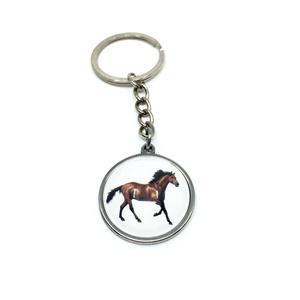 Lovas kulcstartó, táskadísz, Táska, Divat & Szépség, Kulcstartó, táskadísz, Ékszerkészítés, Ezt a lovas mintájú nemesacél alapú kiegészítőt használhatod kulcstartónak vagy táskadíszként. Válas..., Meska