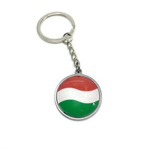 Magyar zászlós nemesacél kulcstartó, Férfiaknak, Magyar motívumokkal, Táska, Divat & Szépség, Kokárda, Ékszer, kiegészítő, Ékszerkészítés, Fotó, grafika, rajz, illusztráció, Szurkoláshoz sporteseményekre, nemzeti ünnepekre, magyar ajándéknak.\nNemesacél alapú kulcstartó vagy..., Meska