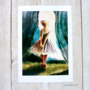 A kis balerina (FANYUVASZTO) - Meska.hu