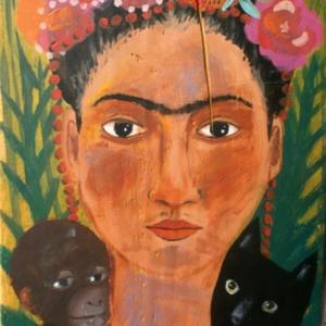 Frida (FANYUVASZTO) - Meska.hu