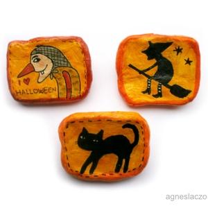 Halloween  (FANYUVASZTO) - Meska.hu